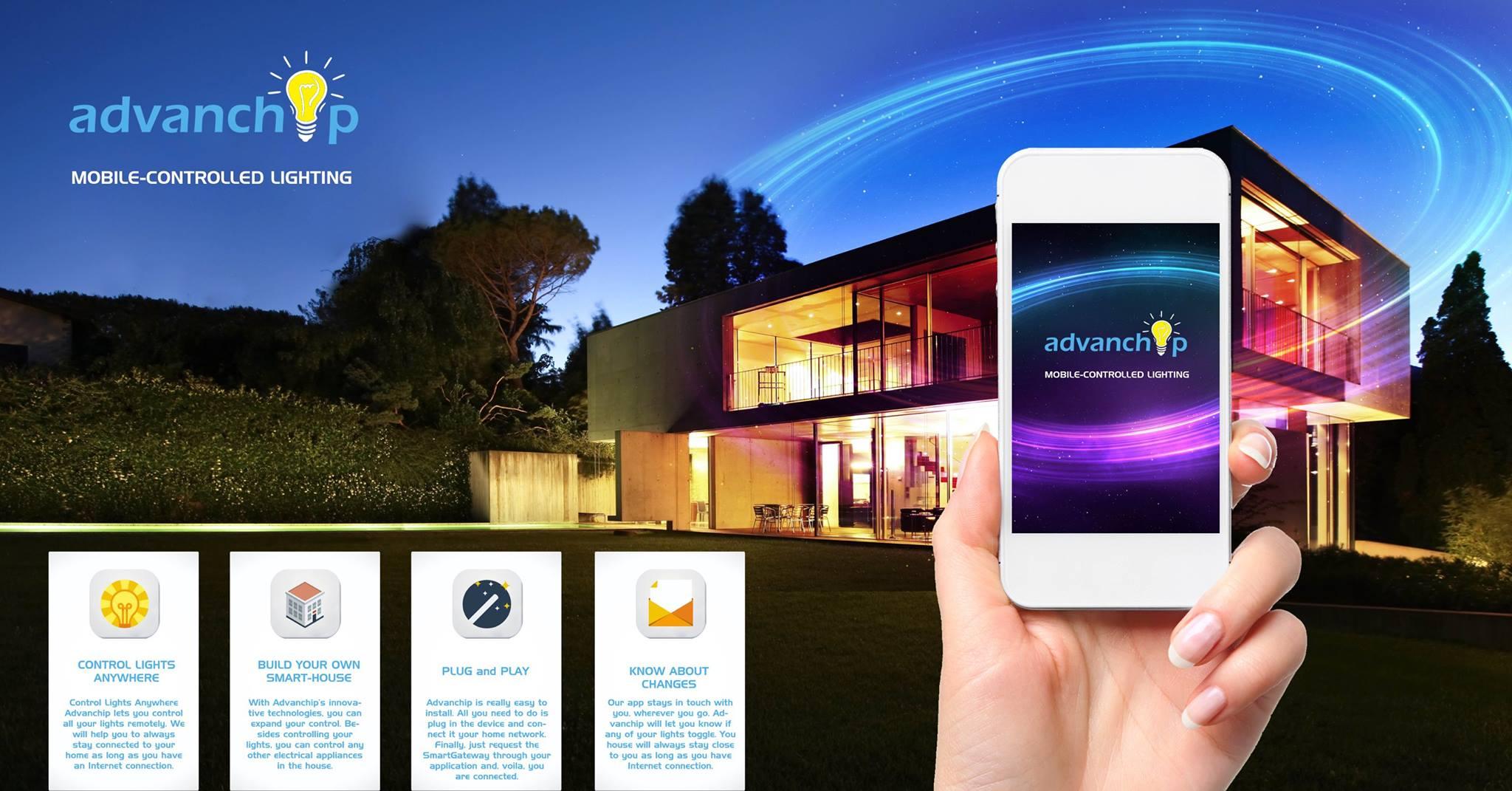 AdvanChip Mobile Light